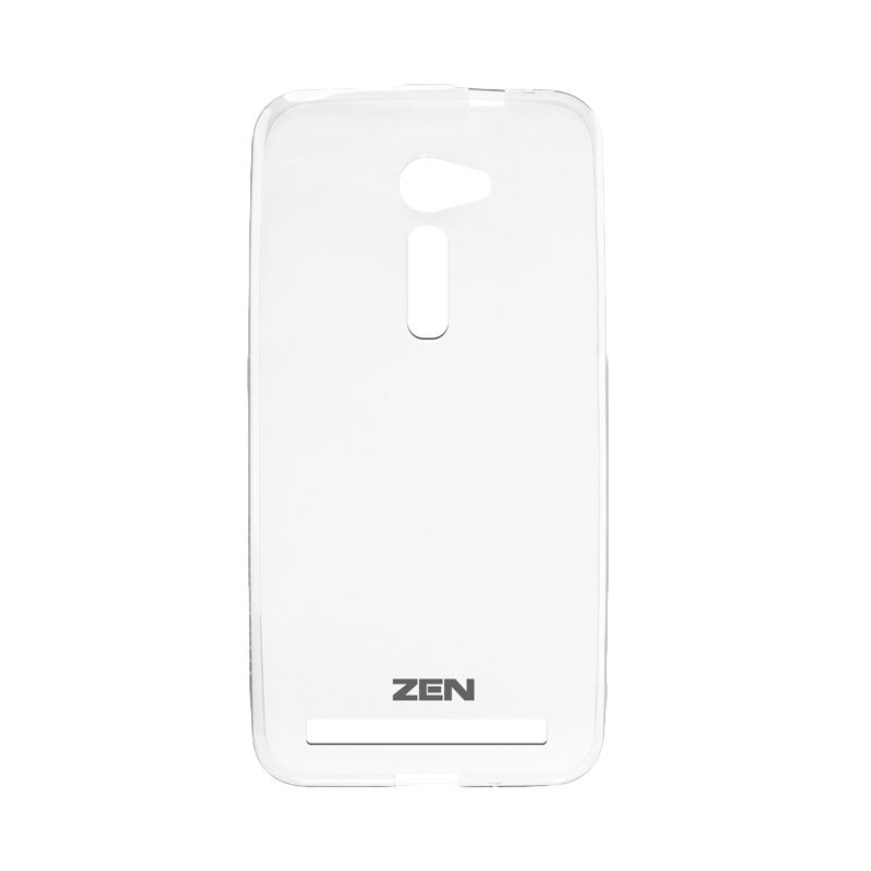 Zen TPU Ice White Soft Case Casing for Zenfone 2 ZE500CL
