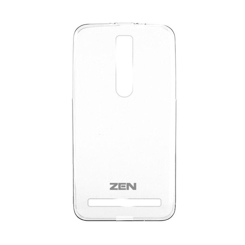 Zen TPU Ice White Soft Case Casing for Zenfone 2 ZE551ML or ZE550ML