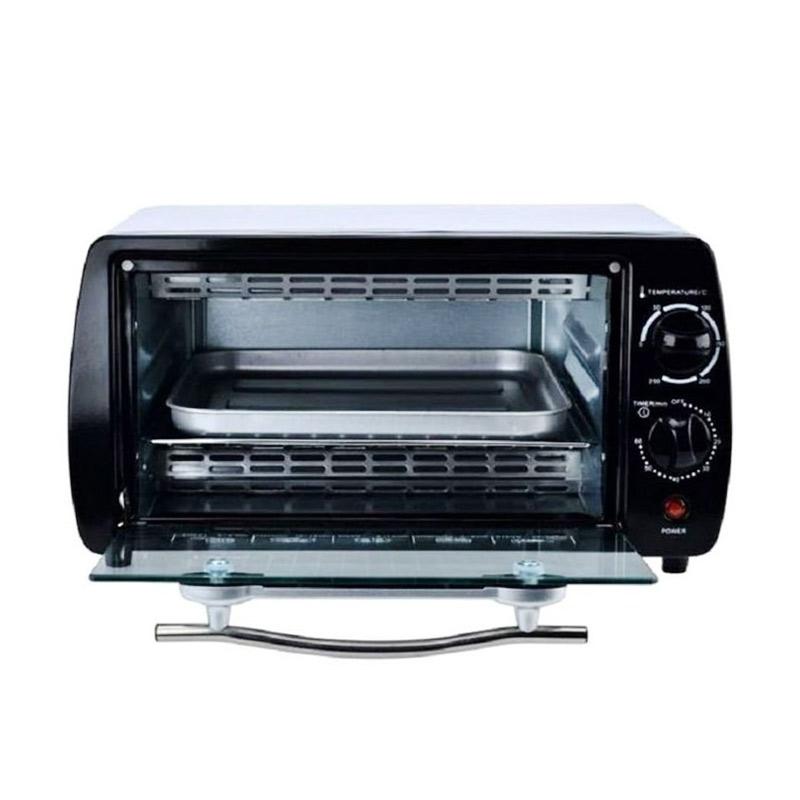 Kirin KBO-90M Oven Listrik - Abu-abu [9 L] Extra diskon 7% setiap hari Extra diskon 5% setiap hari Citibank – lebih hemat 10%