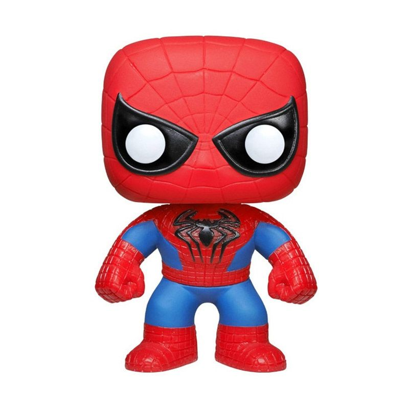 Funko Pop Marvel: Amazing SpiderMan Movie 2 SpiderMan Figurine
