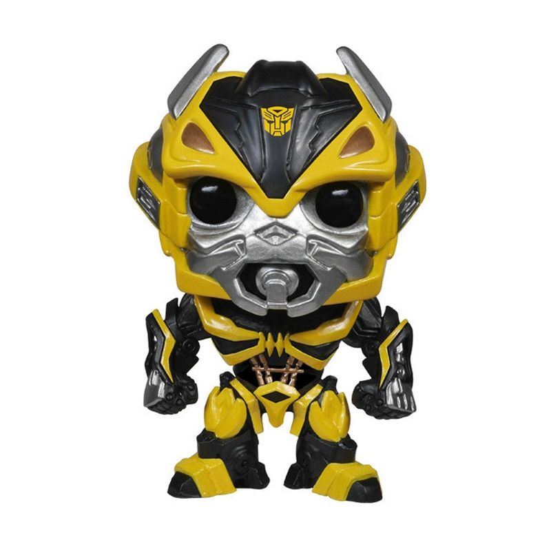 Funko Pop Movies: Transformers Bumblebee Figurine