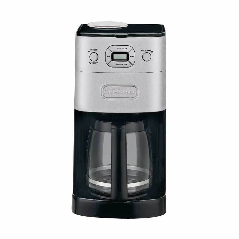 Cuisinart Grind-and-Brew 12 Cup