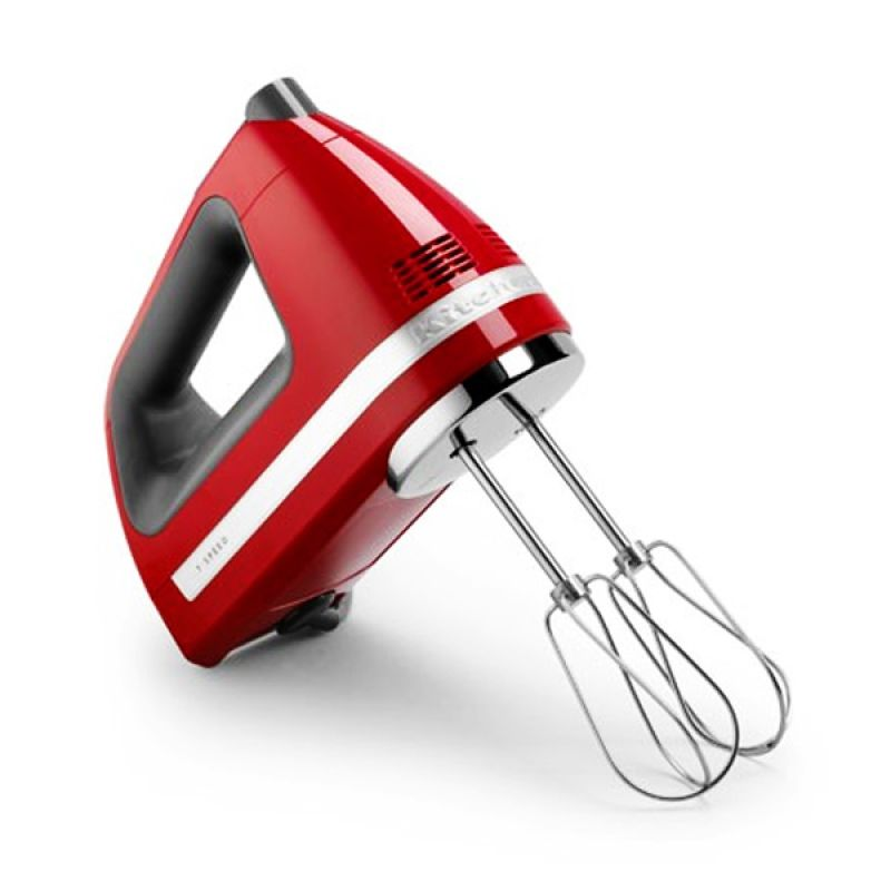 KitchenAid ARCHITECT® HAND MIXER - 5KHM720AWER Empire Red