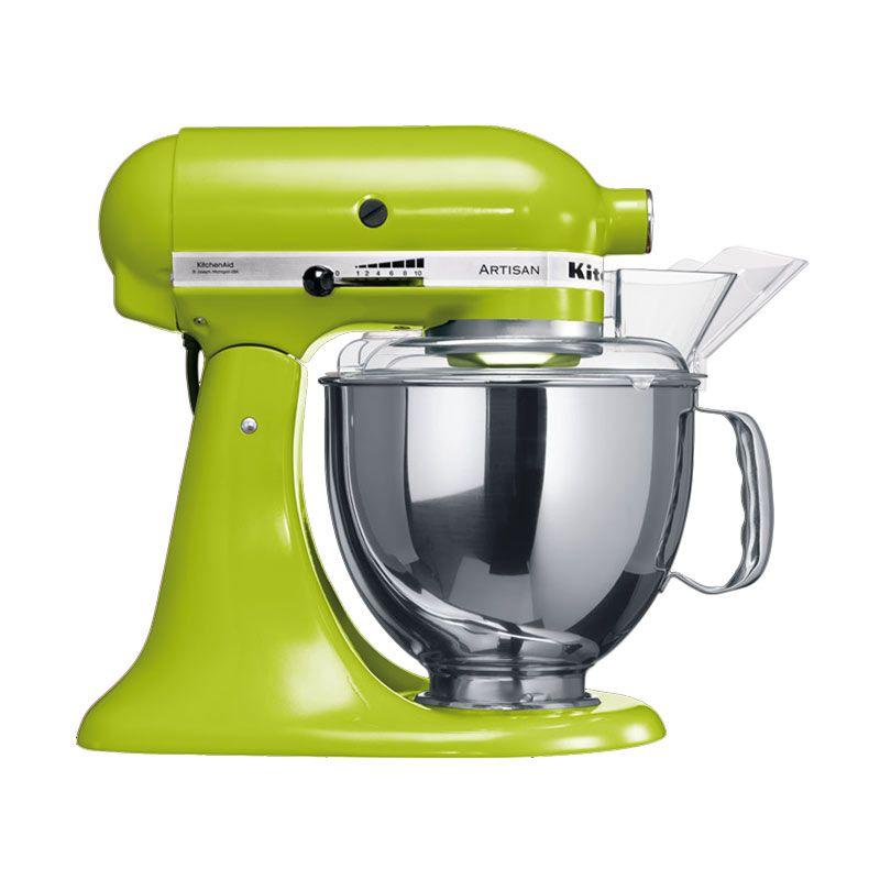 harga KitchenAid Mixer Artisan Series 5KSM150PSEGA Green Apple Blibli.com