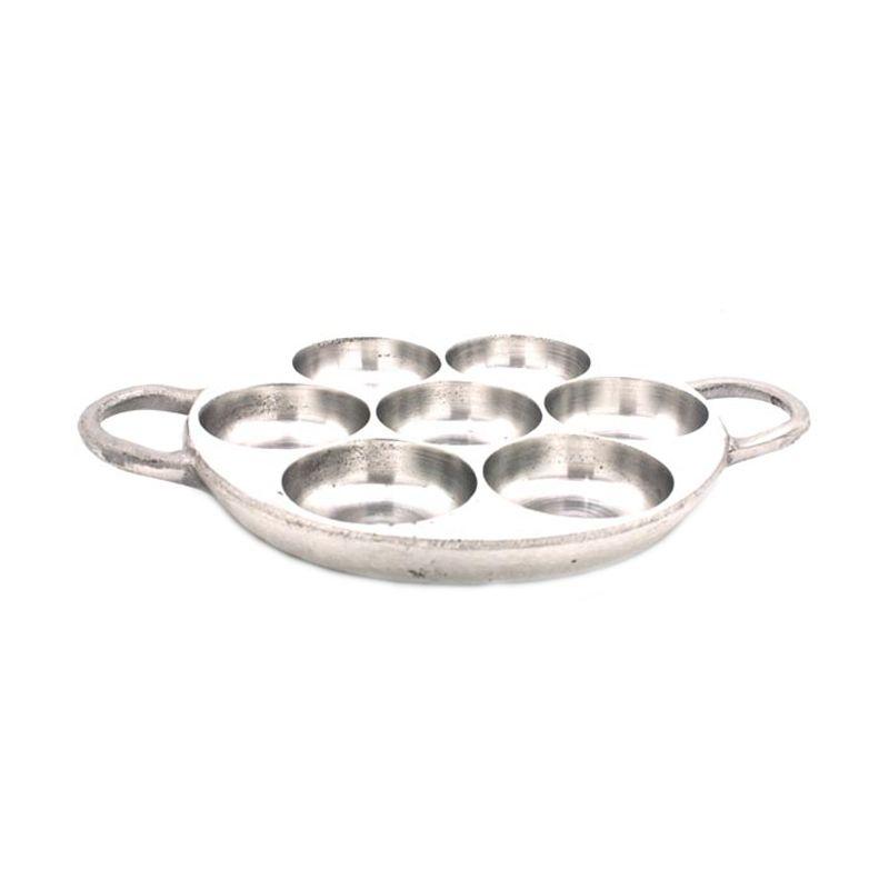 Kiwi Cetakan Takoyaki Aluminium 7 Lubang