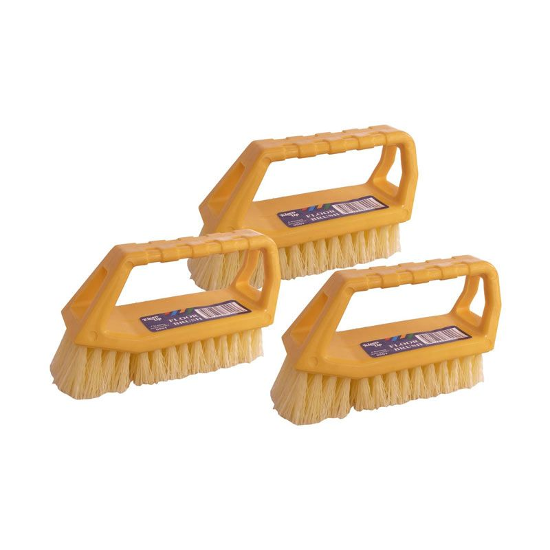 Kleen Up Floor Brush 0501 (3 Pcs)