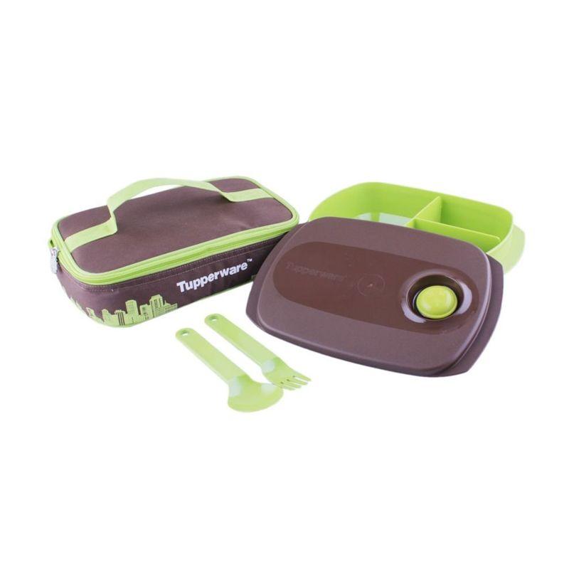 Tupperware Cool N Chic Kotak Makan + Tas