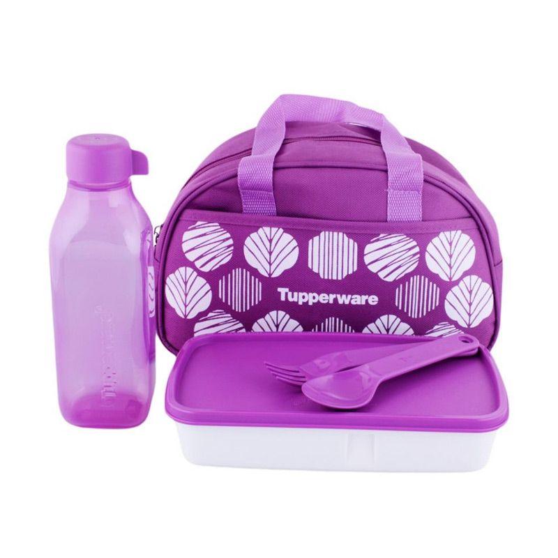 Jual Tupperware Delight Purple Kotak Makan Online Agustus 2020 | Blibli.com