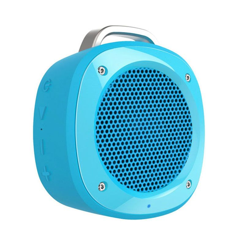 Divoom Airbeat 10 Biru Wireless Speaker
