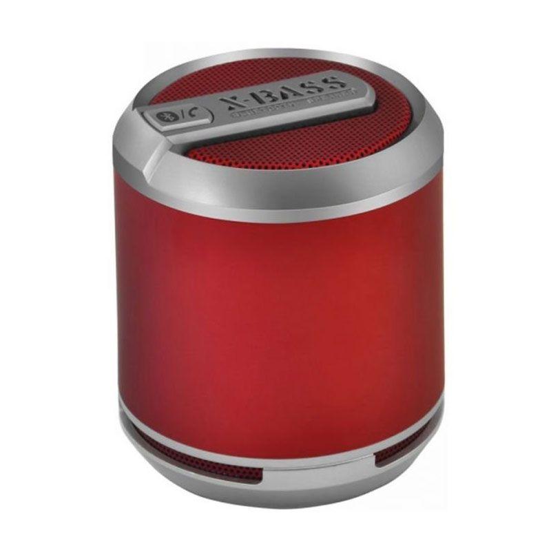 Divoom Bluetune Solo Matte Red Wireless Speaker