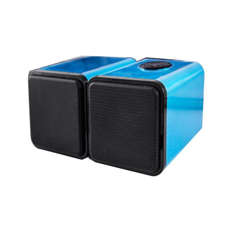 Divoom Iris 02 Biru Wireless Speaker