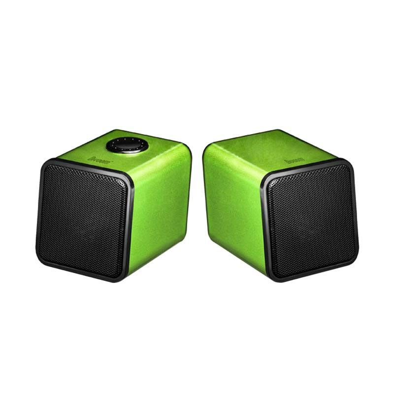 Divoom Iris-02 Hijau Wireless Speaker