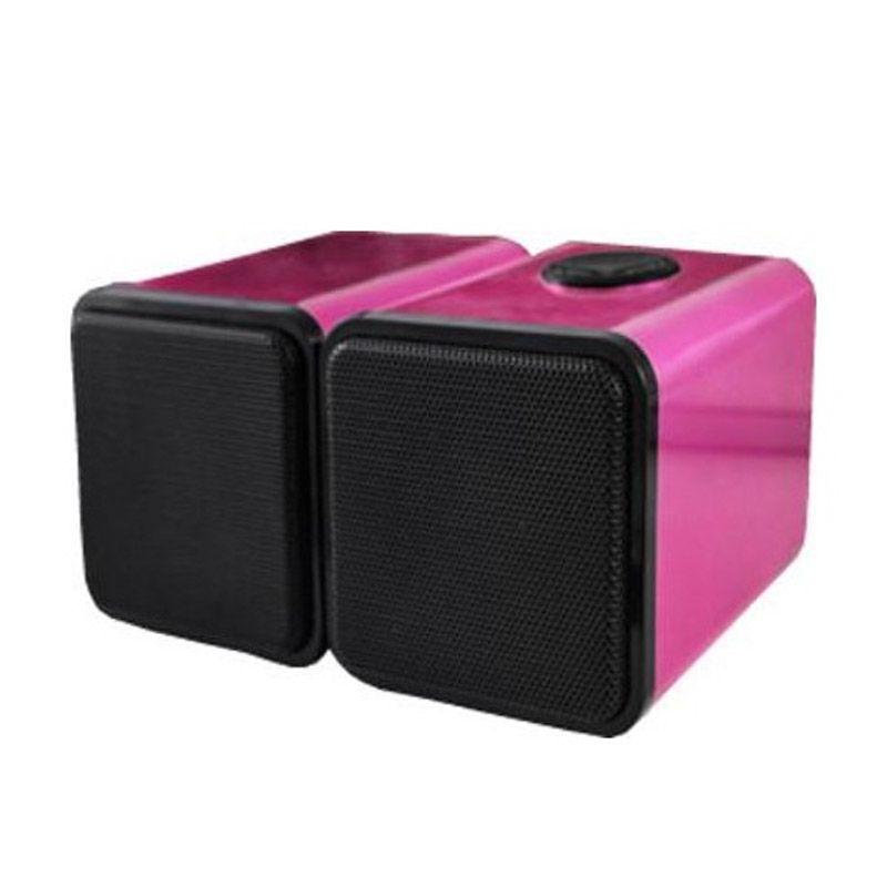 Divoom Iris-02 Pink Wireless Speaker