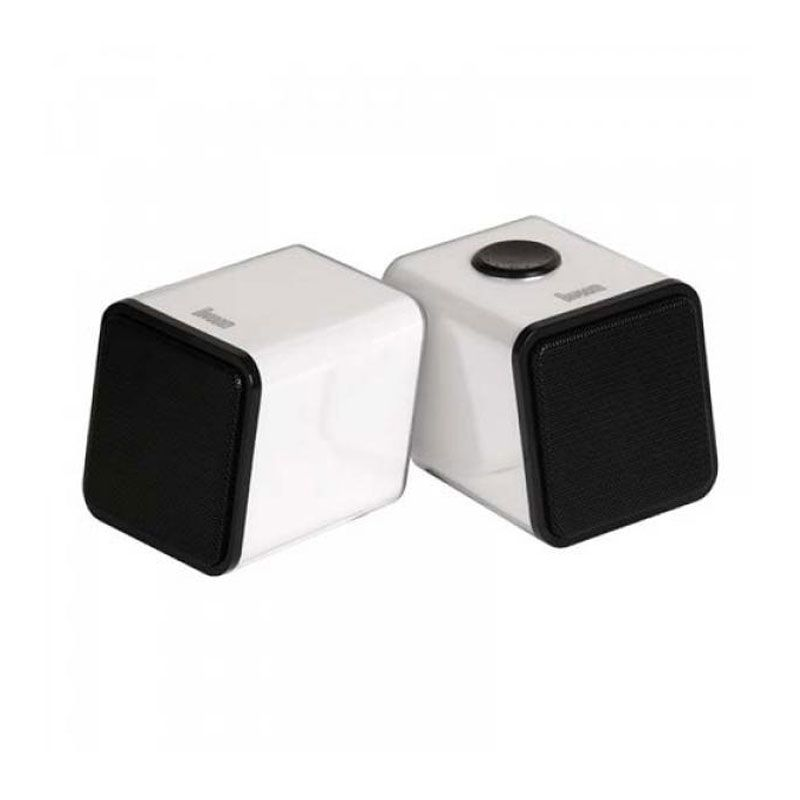 Divoom Iris 02 Putih Wireless Speaker