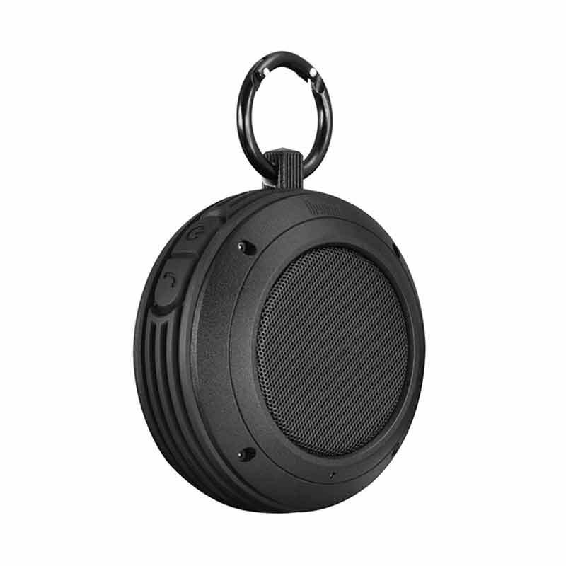 Divoom Voombox Travel Hitam Wireless Speaker