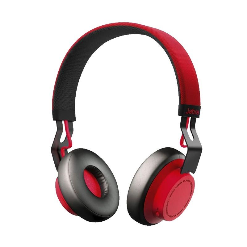 Jabra Move Merah Wireless Headphone