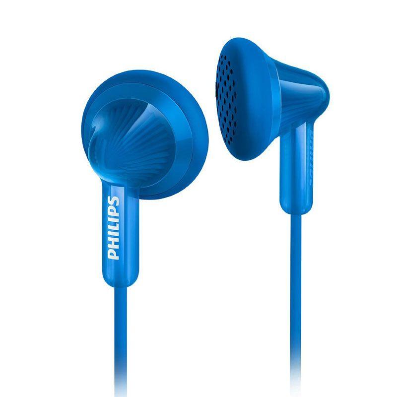 Philips SHE 3010 Biru Earphone