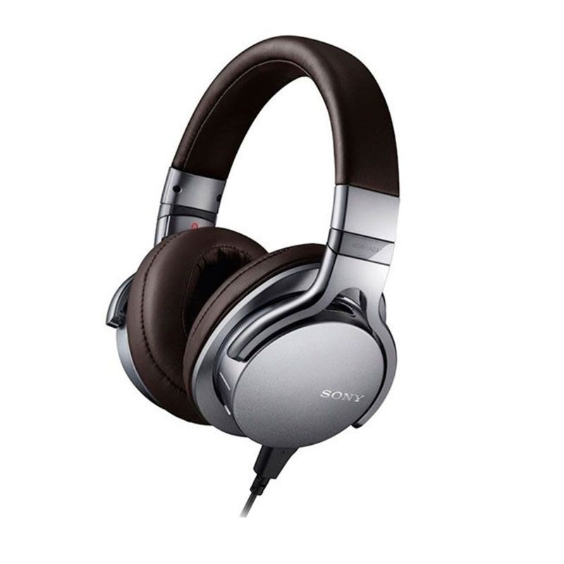 Sony Premium Hi-Res Wired Stereo MDR-1A Silver Headphone