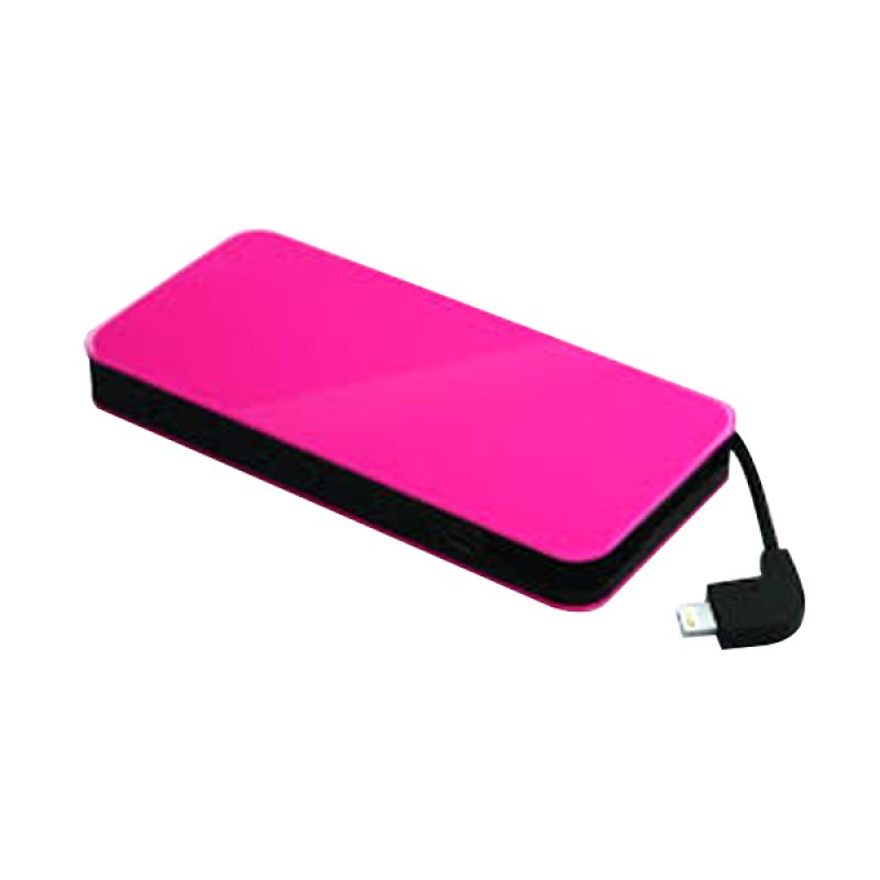 Ye!! Lightning Energy Pocket BPS60L Pink Powerbank [6000 mAh]