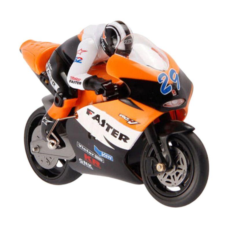 Jin Xing Da MotoGP Bike Motor RC Motorcycle JXD-806 Mainan Remote Control