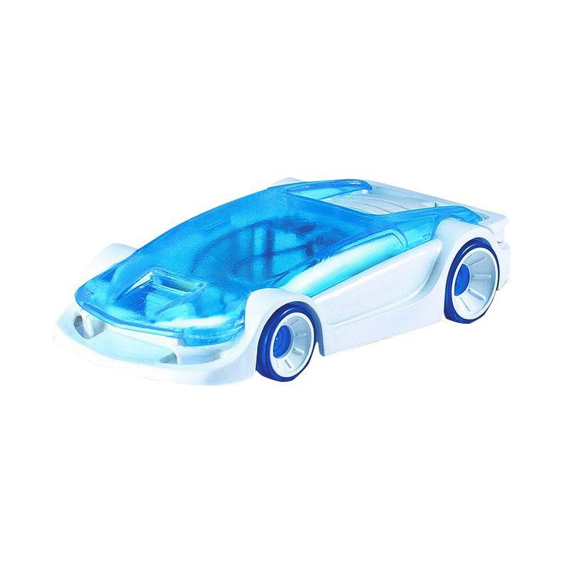 Solar Salt Water Car DIY Mainan Edukasi Anak