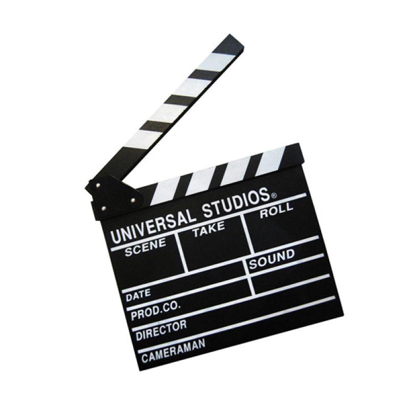 harga Universal Studios Movie Clapper Board Blibli.com