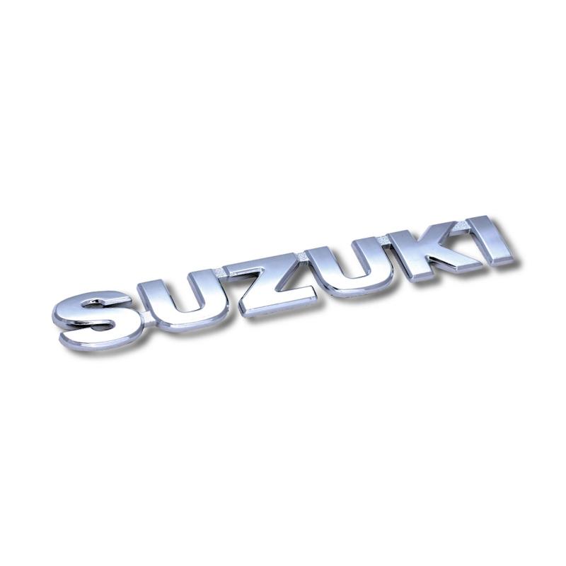 harga Klikoto Emblem Logo for Suzuki [2 Pcs] Blibli.com