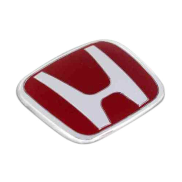 harga Klikoto Emblem Setir Honda Merah Original All New Civic [kecil] Blibli.com