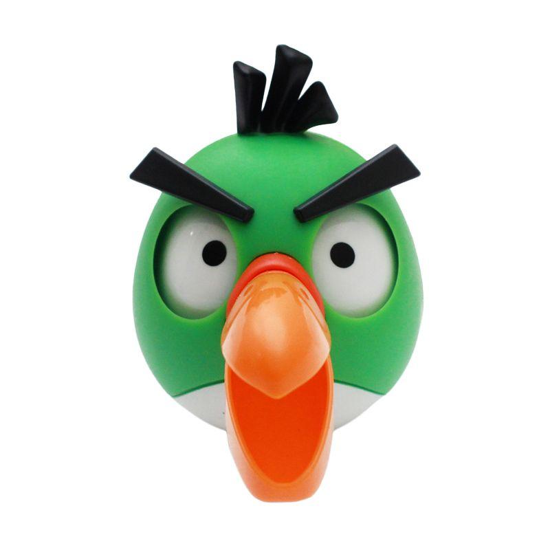 Klikoto Angry Birds Hal Boomerang Green Parfum Mobil