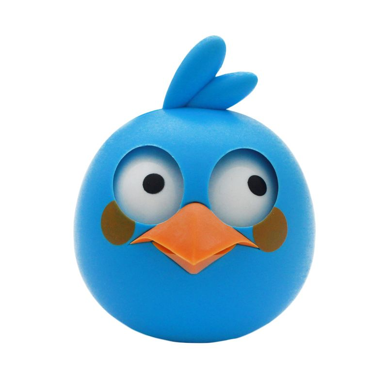 Klikoto Angry Birds J3 Blue Parfum Mobil