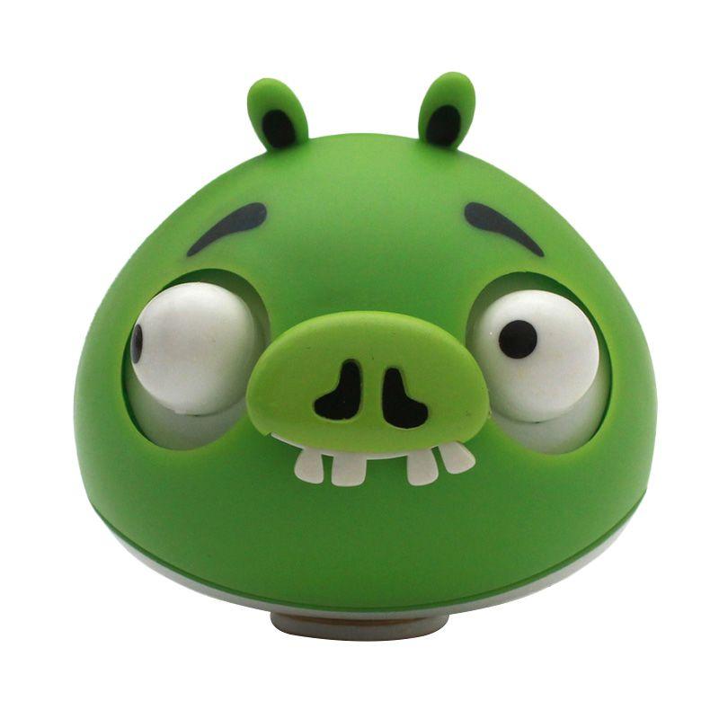 Klikoto Angry Birds Pig Green Parfum Mobil