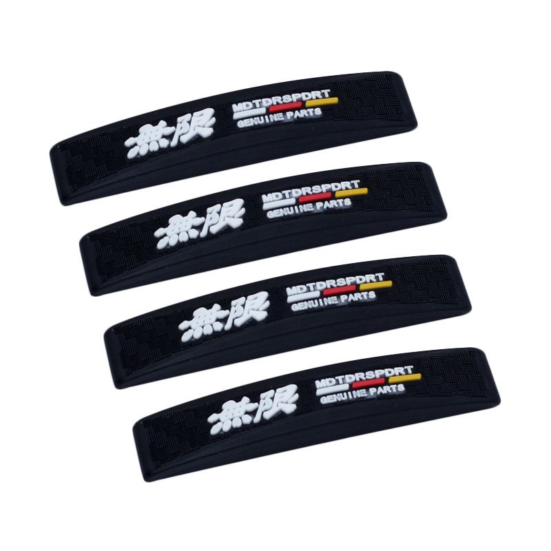Klikoto C-YY Simple Motif Mugen Motorsport Door Guard