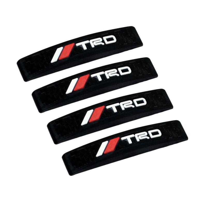 Klikoto C-YY Simple Motif TRD Stripe Black Door Guard