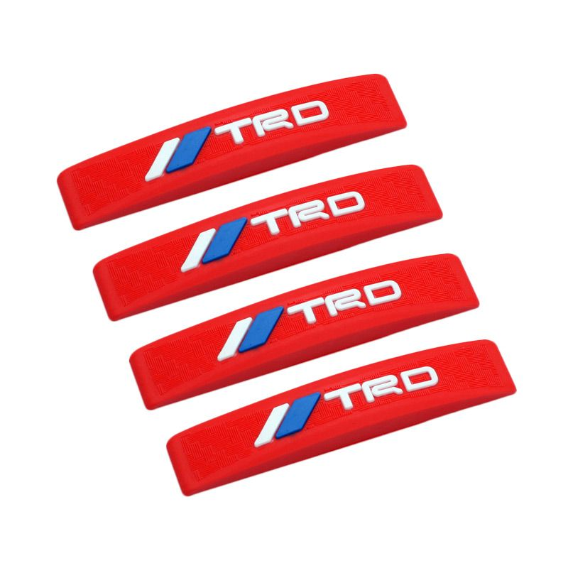 Klikoto C-YY Simple Motif TRD Stripe Red Door Guard