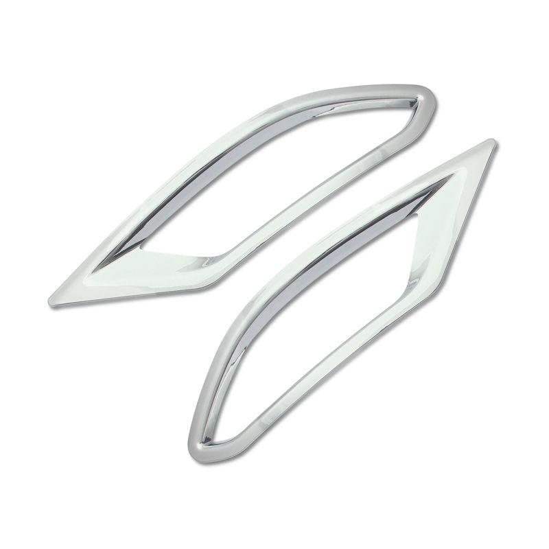 Klikoto Cover Fog Lamp for Honda HRV [Belakang]