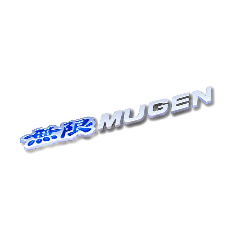 Klikoto Emblem Blue Logo for Mugen