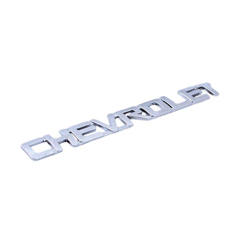 harga Klikoto Emblem Logo For Chevrolet Blibli.com