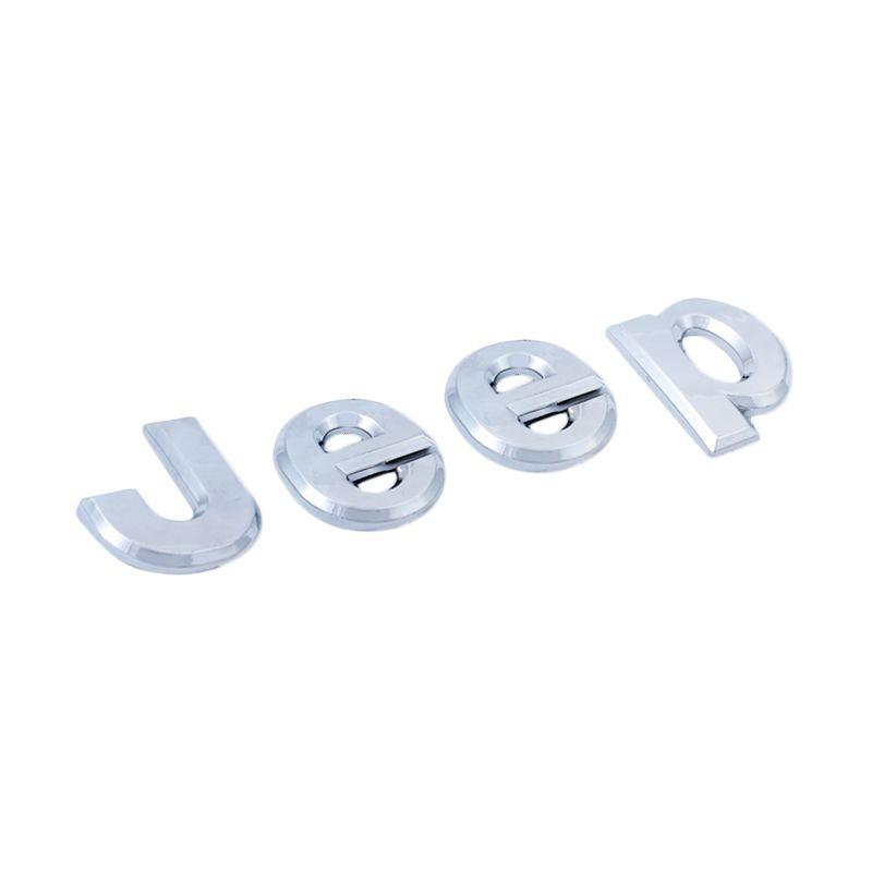 Klikoto Emblem Logo For JEEP