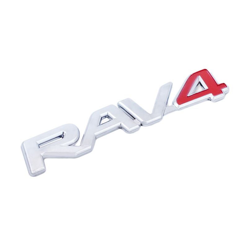 Klikoto Emblem Logo for RAV4