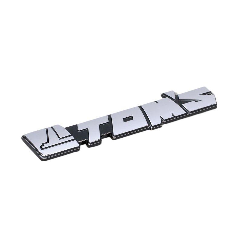 Klikoto Emblem Logo for TOM'S - Main Logo For