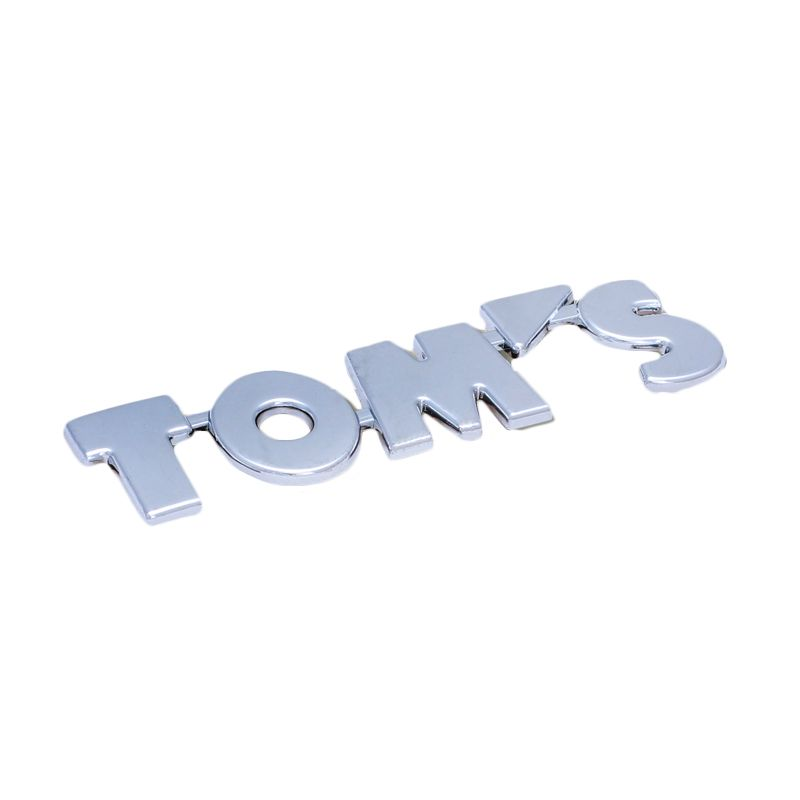 Klikoto Emblem Logo for TOM'S
