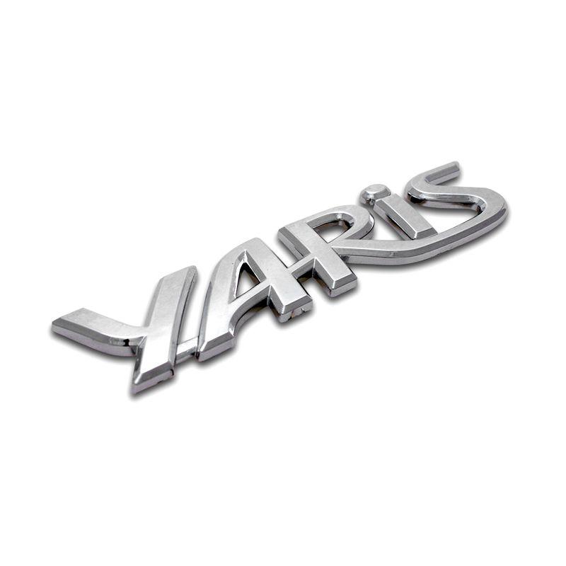 Klikoto Emblem Logo for Toyota Yaris