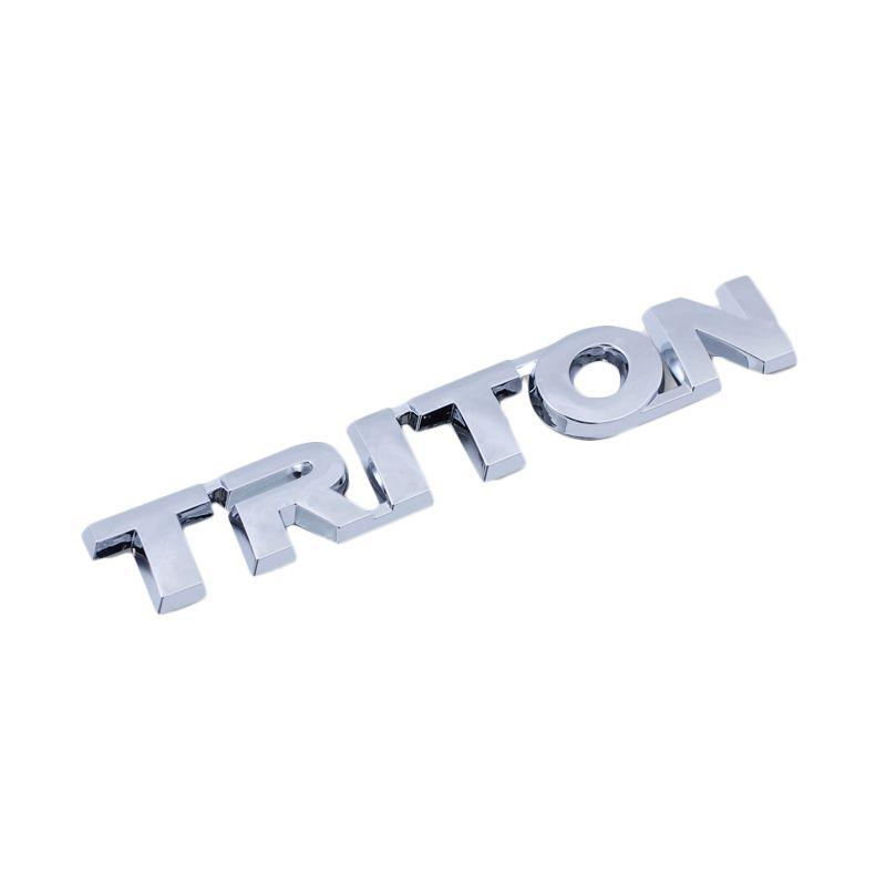 Klikoto Emblem Logo for Triton