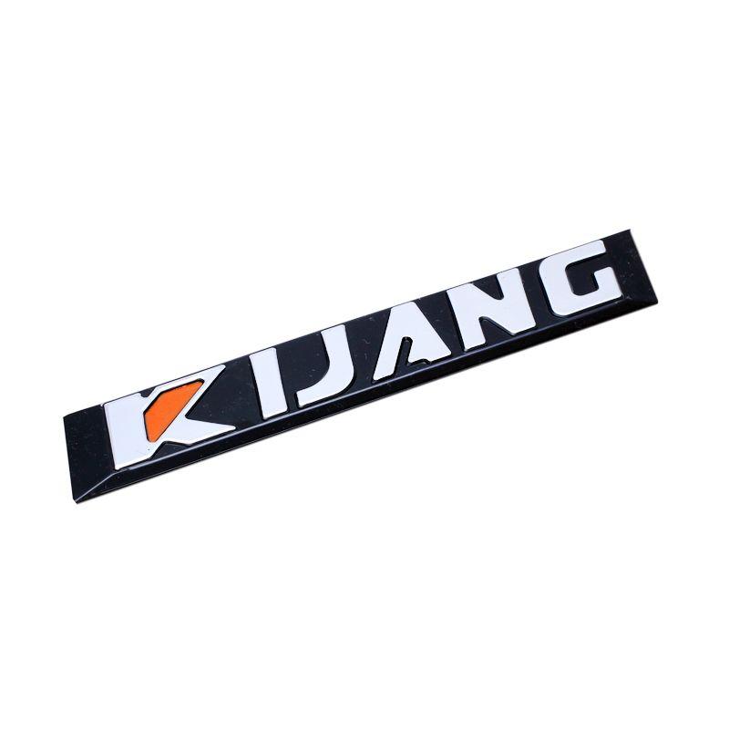 Klikoto Emblem Logo Stripe for Kijang