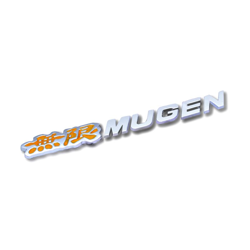 Klikoto Emblem Yellow Logo for Mugen