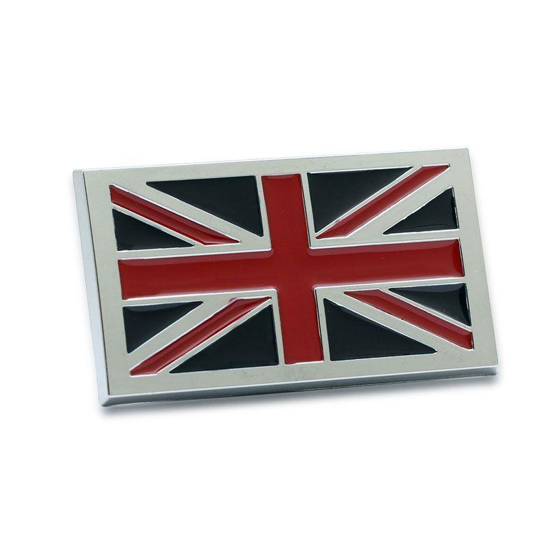 Klikoto Exclusive Emblem UK Aksesoris Mobil