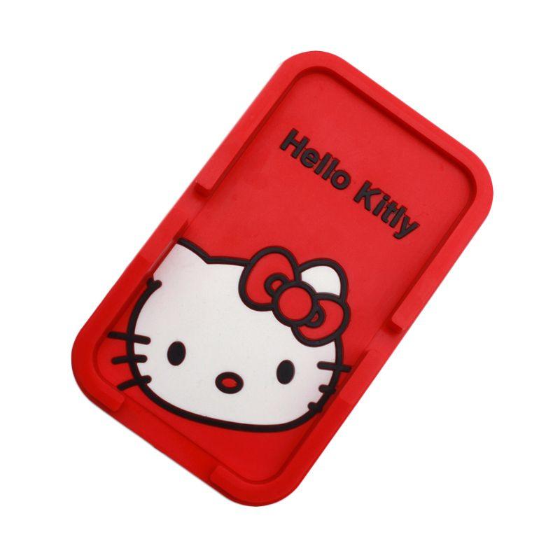 Klikoto Hello Kitty Merah Dashmat Mobil