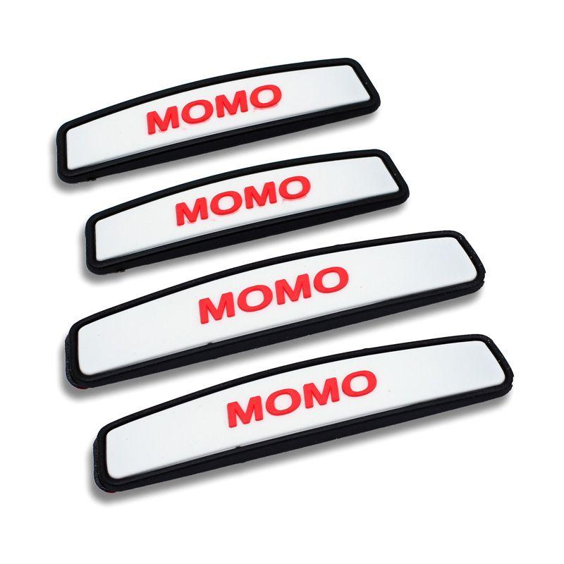 Klikoto I-POP Simple Motif MOMO White Door Guard