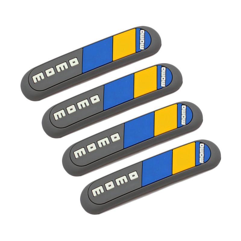 Klikoto ISOKA Motif MOMO Stripe Grey Door Guard