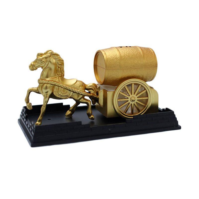 Klikoto Luxury Chariot and Drum Parfum Mobil